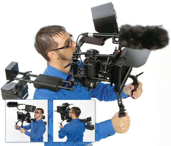 Плечевой риг для видеокамеры