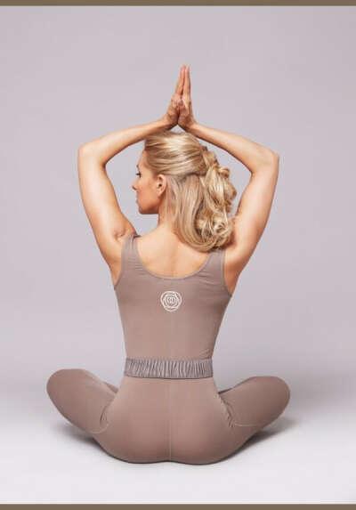 Комбинезон для йоги territoryofyoga