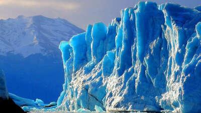 Увидеть ледник