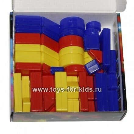 Блоки Дьенеша - купить в интернет-магазине Игросити