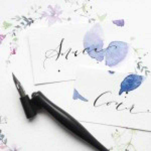 Курсы по леттерингу и каллиграфии