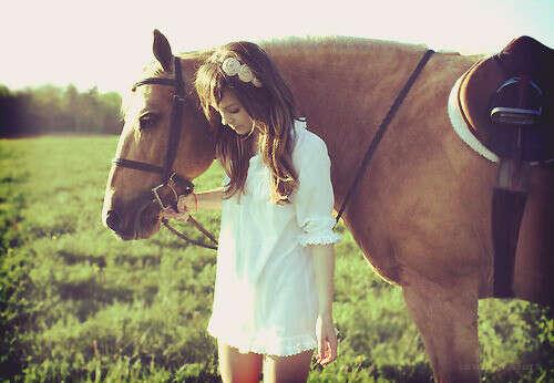 Собственную лошадь