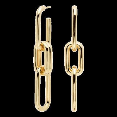 Muze Gold Earrings