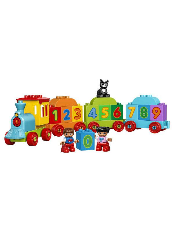 """Конструктор LEGO DUPLO 10847 Поезд """"Считай и играй"""", LEGO"""