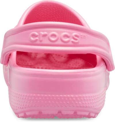 Розовые сабо CROCS Classic