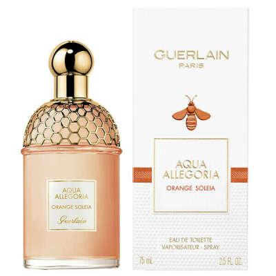 Aqua Allegoria Orange Soleia Guerlain