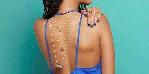Ожерелье Pandora