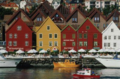Поездка в Норвегию