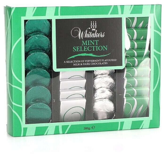 Набор конфет Whitakers Мятная коллекция 200 г
