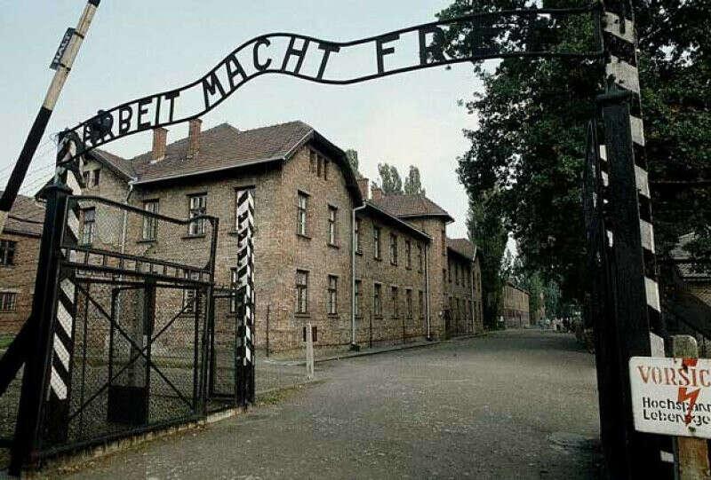 Поездка в Освенцим (Польша)