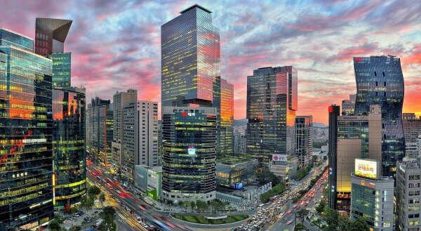 Жить в Сеуле, Южная Корея
