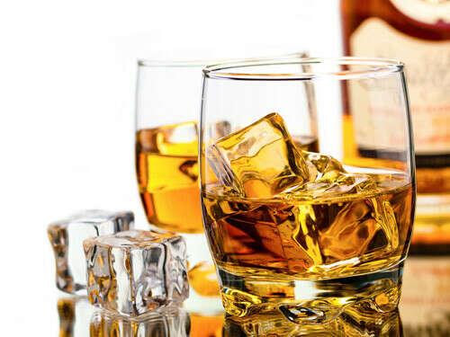 Попробовать виски