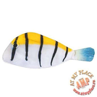 "Пенал ""Рыба"" желтый"
