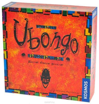 Настольная игра Ubongo