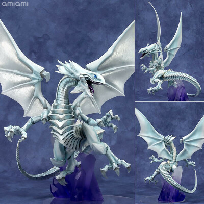 """[Exclusive Sale] ART WORKS MONSTERS """"Yu-Gi-Oh! Duel Monsters"""" Blue-Eyes White Dragon Complete Figure(Pre-order)"""