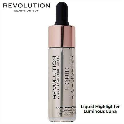 Makeup Revolution Liquid Highlighter жидкий хайлайтер