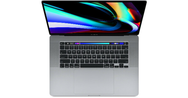 16-inch MacBook Pro - Space Gray
