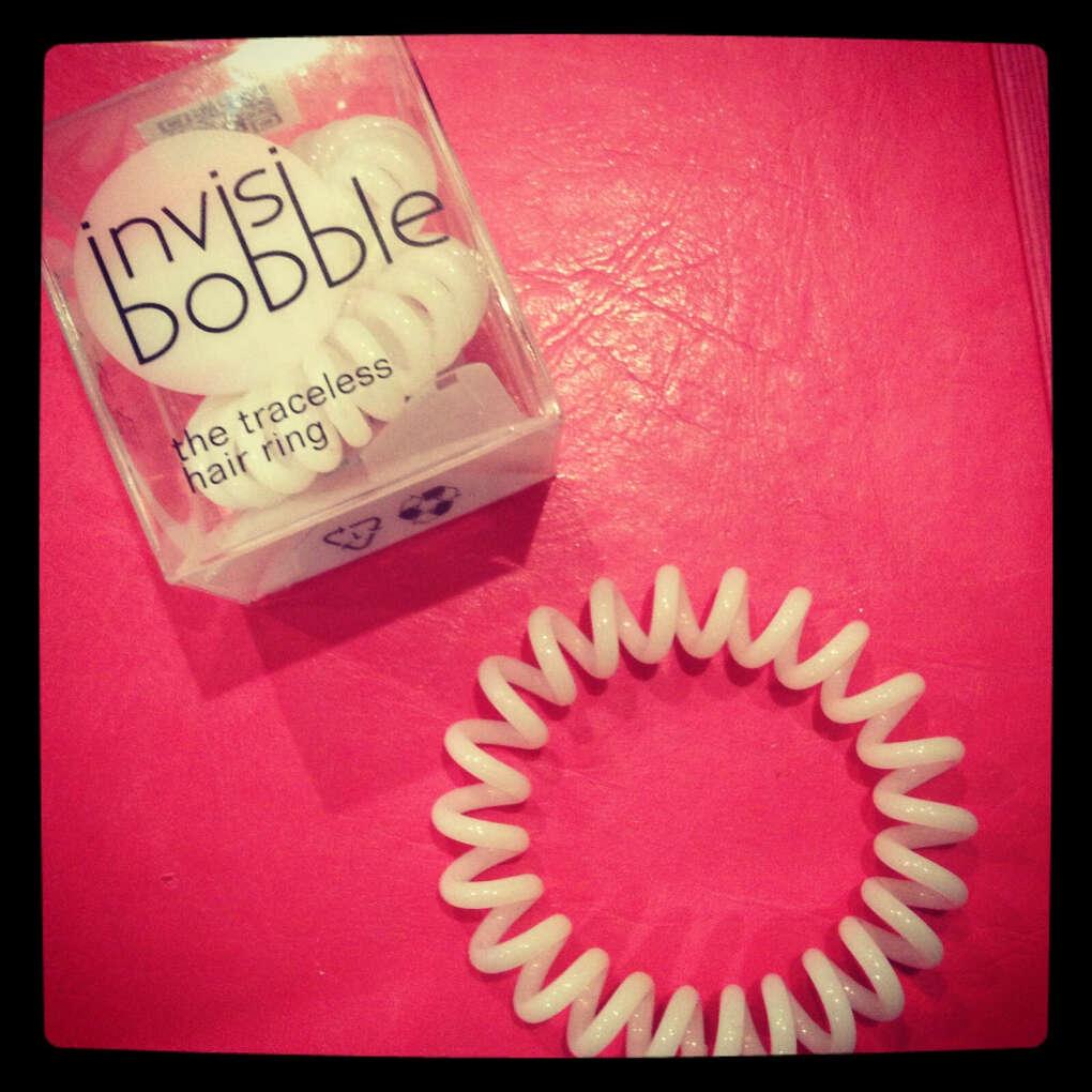 Резинка-браслет для волос Invisibobble