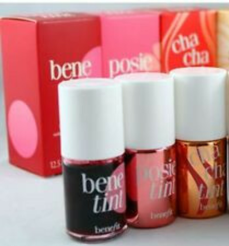 NEW BENEFIT Cosmetics BENETINT POSIETINT CHACHATINT Lip stain cheek blush Fullsz