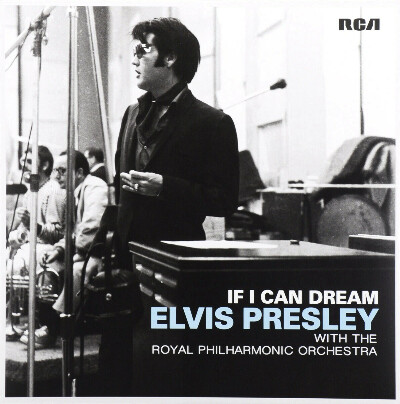 Elvis Presley With The Royal Philharmonic Orchestra. If I Can Dream (2 LP)