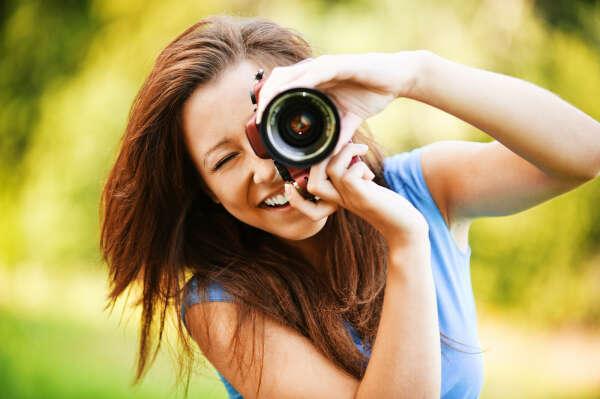 Делать красивые кадры, фотографировать