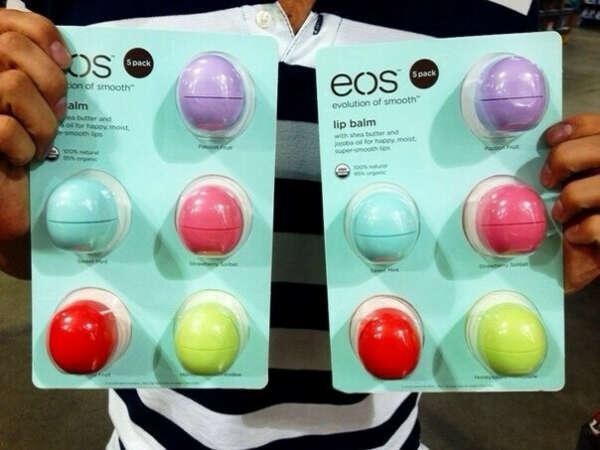 Набор бальзамов Eos