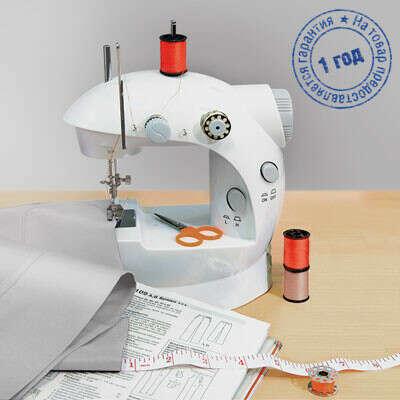 Швейная машинка - Рукоделие и творчество - Досуг и отдых: MeggyMall.ru Интернет-магазин