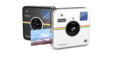 «Социальная» камера Polaroid Socialmatic доступна для предварительного заказа