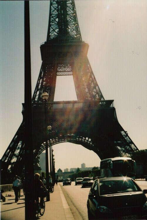 Выучить французский язык, отправиться в Париж
