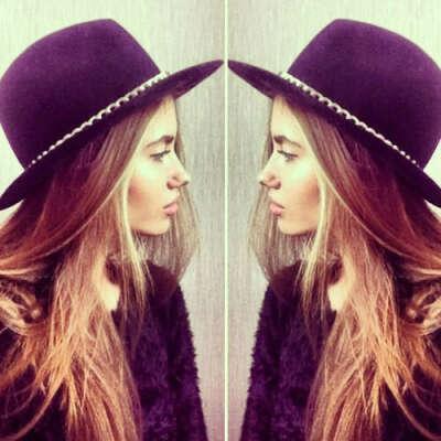 шляпу