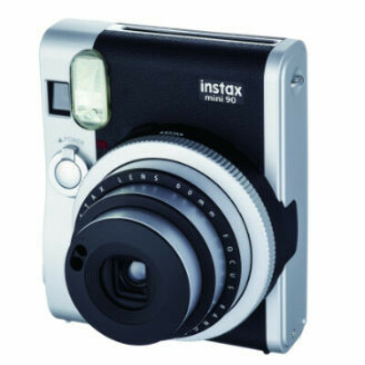 Фотокамера моментальной печати Instax Mini 90