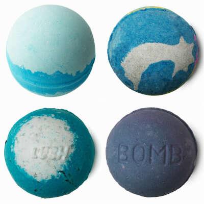 Бомбы для ванны Lush