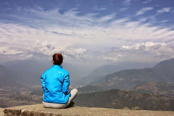 Хочу пойти в горы и увидеть рассвет в горах