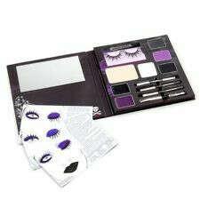 Manic Panic Total Makeup Kit Final Curtain Goth Punk Eye Shadow Liner Lip Cream