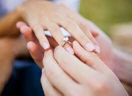 Предложение руки и сердца от любимого человека