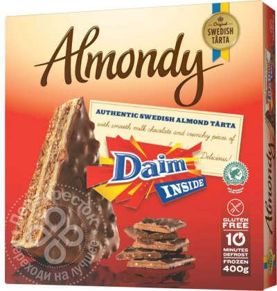 Almondy торт (Daim)