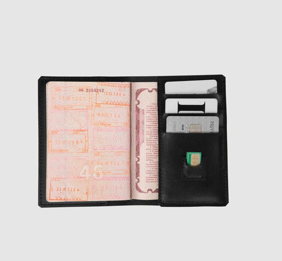 Обложка на паспорт / Asya Malbershtein