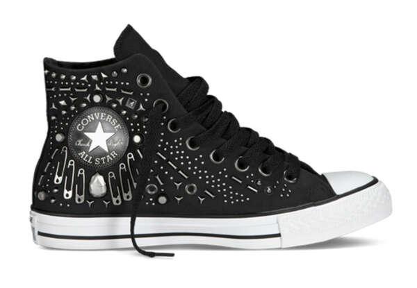 Кеды Converse (конверс) Chuck Taylor All Star 542442 черные