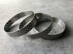 Форма металлическая Кольцо перфорированное