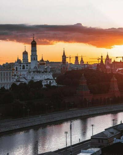 Экскурсии по крышам Москвы