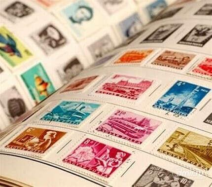 почтовые марки мира 30 номеров