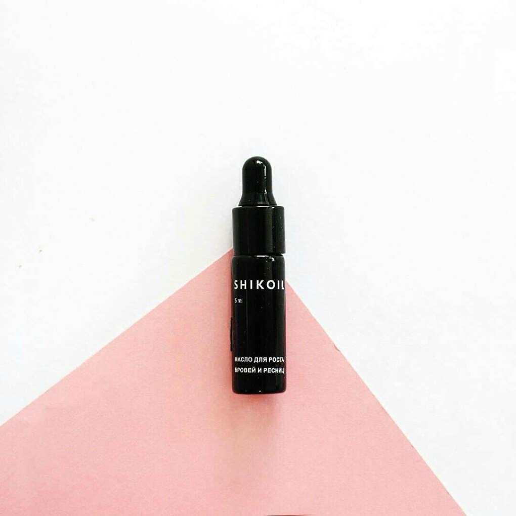 Масло для ресниц и бровей SHIK ShikOil - Кисти для макияжа. Профессиональная косметика для визажистов. Аксессуары для мэйкапа.