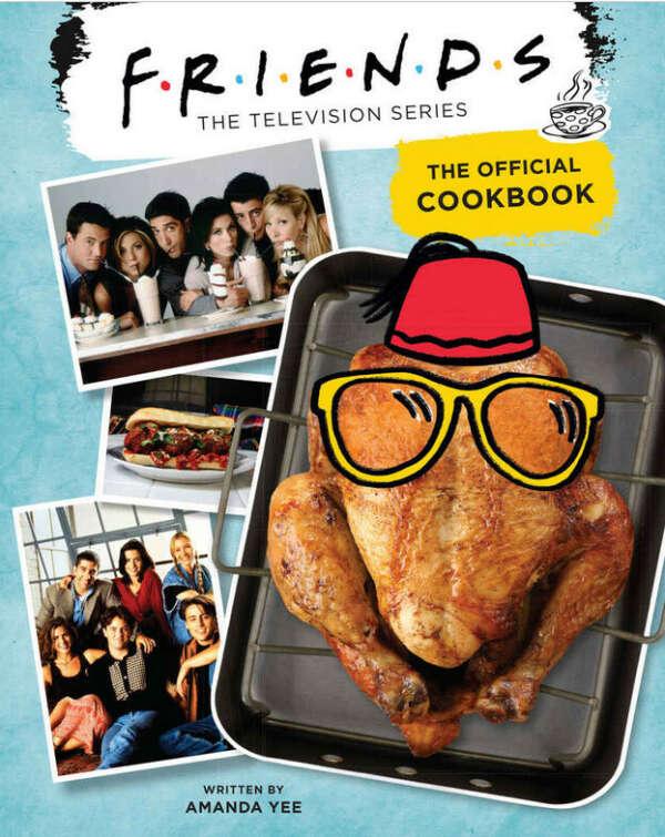 Cook book Friends