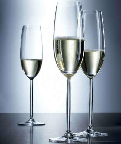 Бокалы для игристого вина