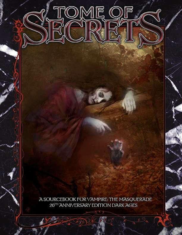 V20 Dark Ages Tome of Secrets - Onyx Path Publishing   Vampire 20th Anniversary   V20 Dark Ages   DriveThruRPG.com