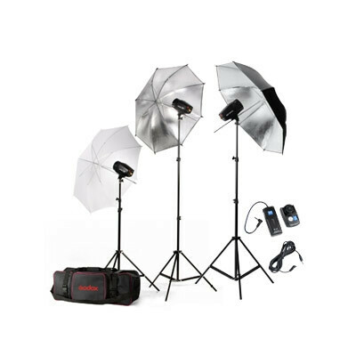 Набор студийного света Godox Mini Master 150-3 KIT