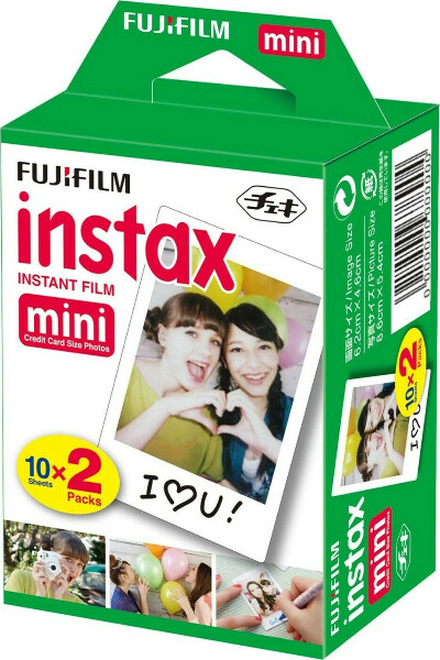 Картридж для фото Fujifilm Colorfilm Instax Mini (10/2PK)