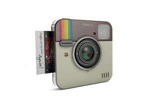 Моментальная фотокамера Polaroid Socialmatic