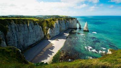 Побывать в Нормандии