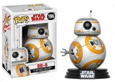 Funko Pop! Movies: Star Wars: The Last Jedi - BB-8 / Фигурка ФАНКО ПОП! Фильмы: Звездные Войны: Последние джедаи - BB-8